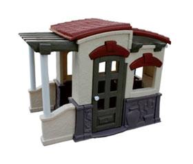 西班牙风情小屋